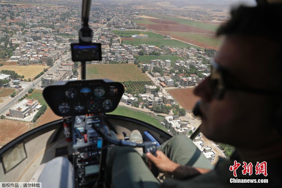 黎巴嫩空军将提供直升机观光服务 以增加收入