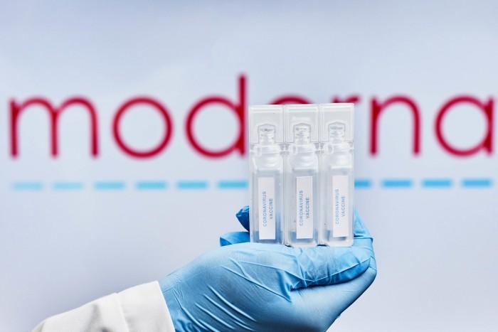 莫德纳收盘涨超10%创历史新高 市值超1150亿美元超葛兰素史克