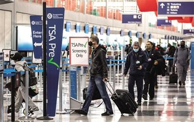 白宫迟迟不取消对欧旅行禁令 欧洲和航空公司都急了