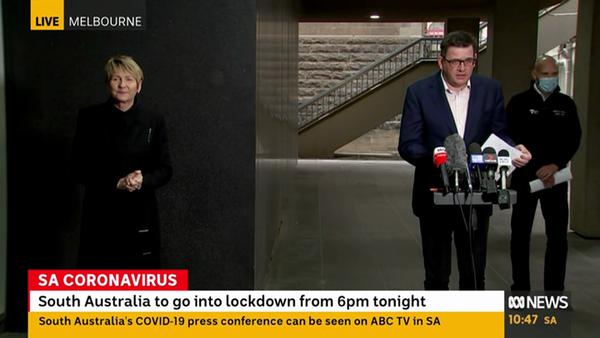 """澳大利亚两州宣布""""封城""""一周"""