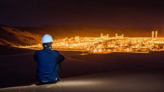 世界十大油气田
