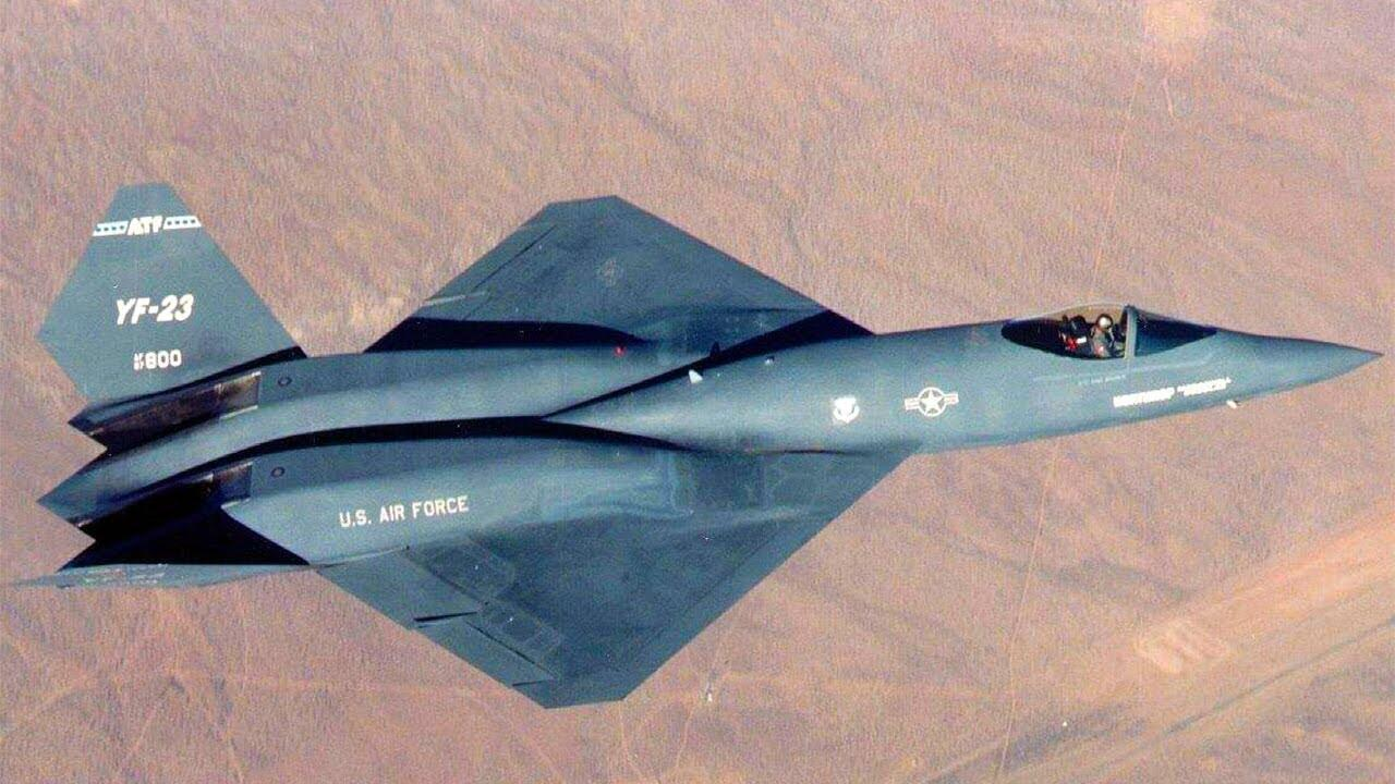 YF-23战斗机