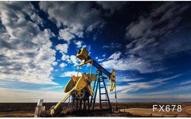 风险偏好改善,EIA成品油库存下降,美油涨超4%升上70关口