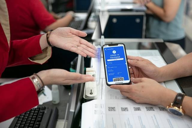 国泰航空完成首项点到点全程数码健康通行证测试
