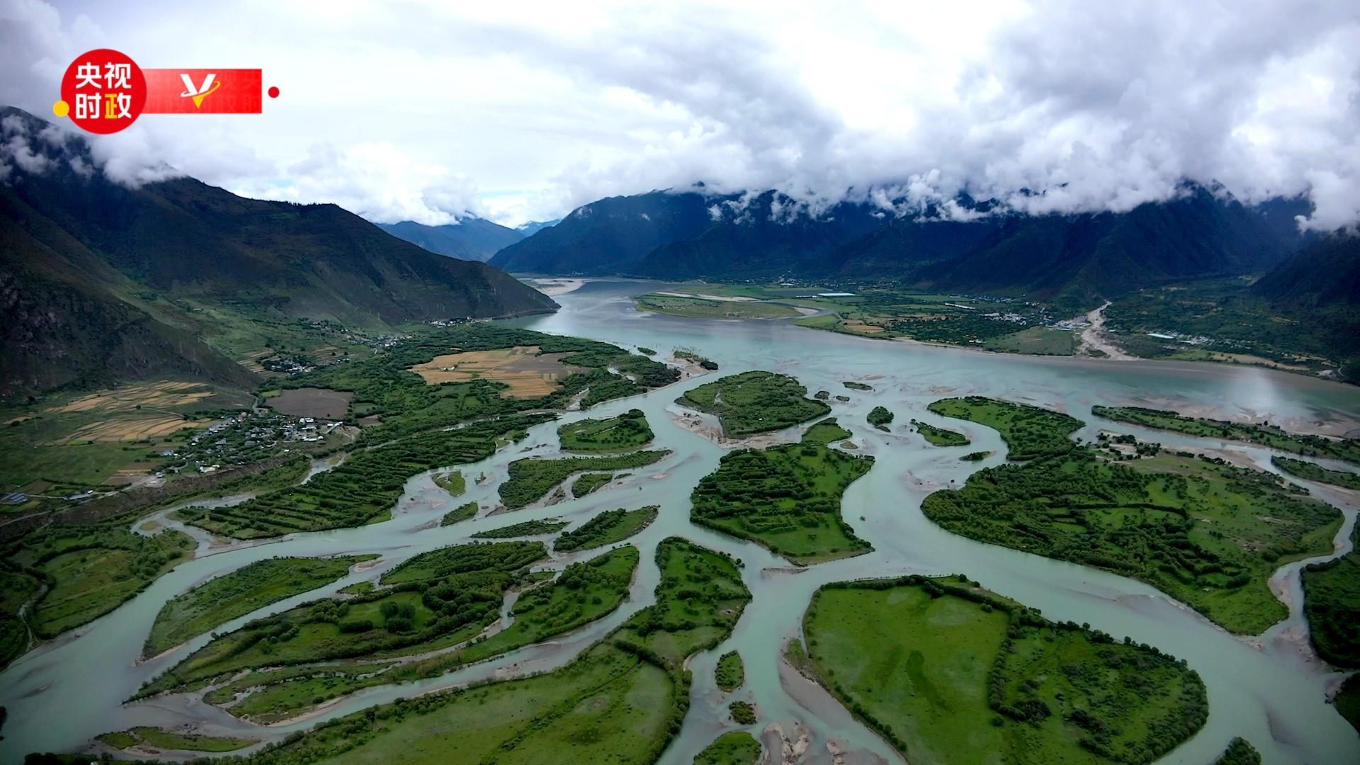 △西藏雅尼国家湿地公园