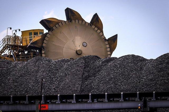 美媒:创纪录的美国煤炭运往中国凸显澳大利亚痛苦