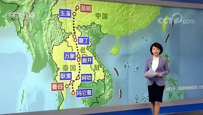 """老挝官宣!老中铁路12月2日投用!中国""""一带一路""""的标志性项目"""