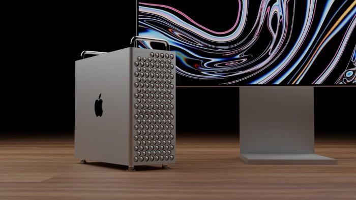 2022款Mac Pro或采用英特尔Ice Lake志强W-3300处理器
