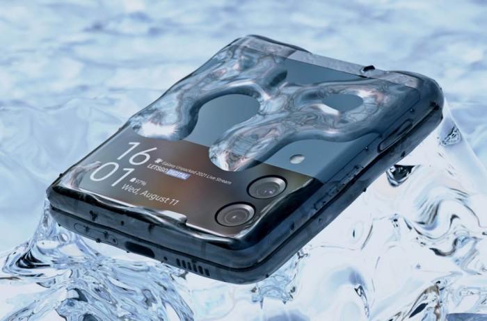 1.5米深水下工作30分钟:三星Galaxy Z Flip 3/Z Fold 3均达到IPX8标准