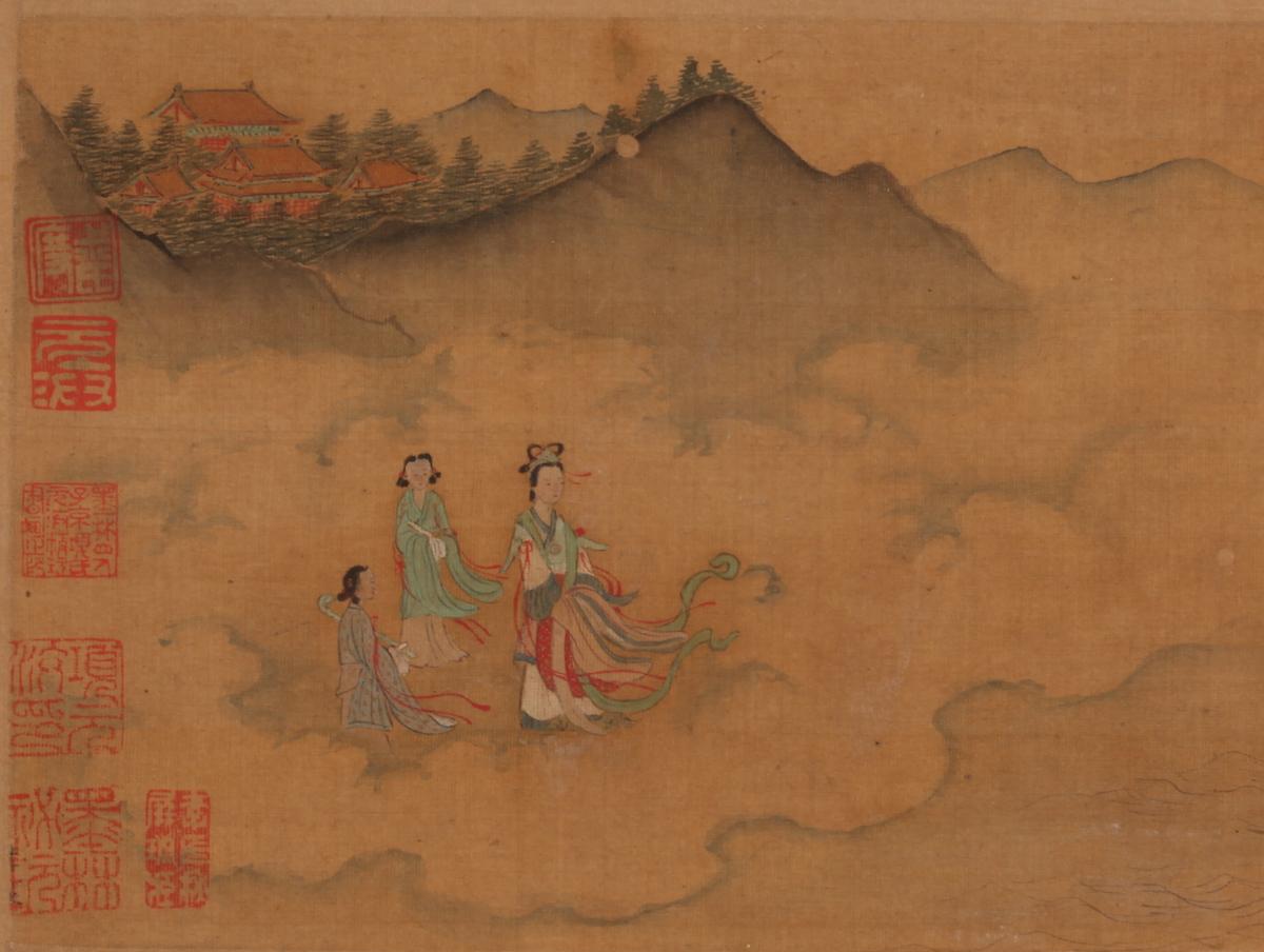 从宋院画小品到《九秋图》,重庆三峡博物馆展书画精品
