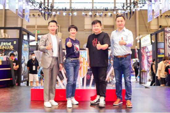 红魔携3大行业顶流9大游戏IP闪耀ChinaJoy2021!7大看点造就游戏娱乐盛宴