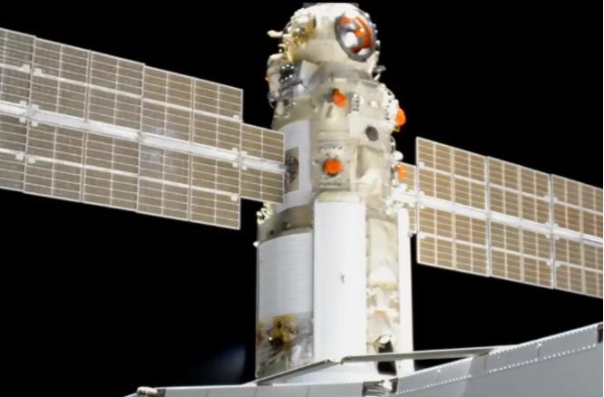 国际空间站曾短暂意外失去方向 使宇航员受到惊吓