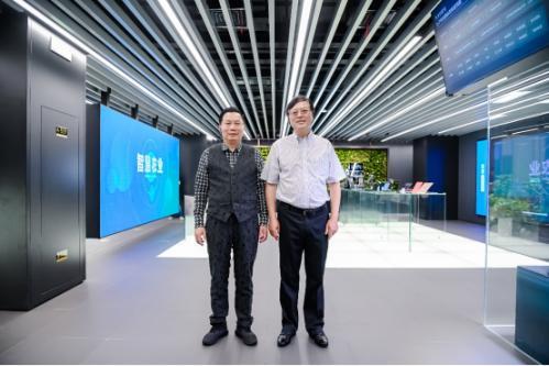 """红星美凯龙与联想集团战略合作升级 共探智慧城市""""新基建"""""""