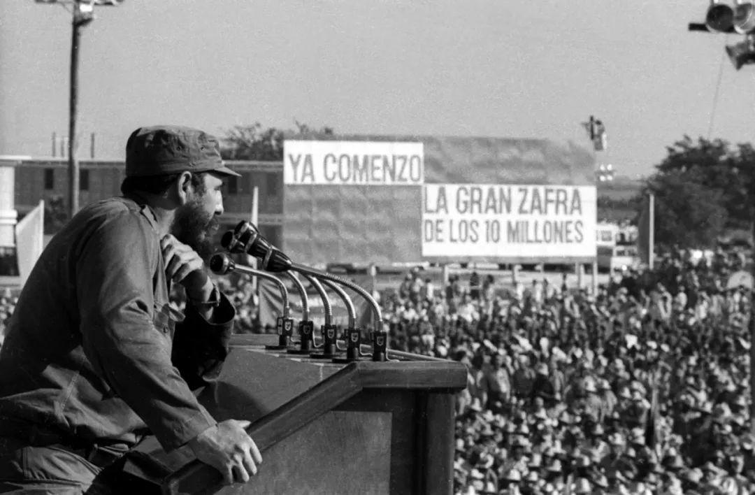 60多年來,美國對古巴干了什么