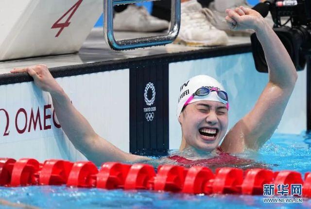 中国航天和奥运冠军还有这样的梦幻联动?