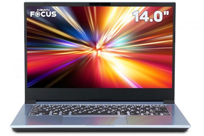 [图]返校季Linux笔记本的不错选择:Kubuntu Focus XE
