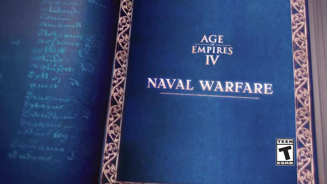 《帝国时代4》新预告片 阿拔斯王朝和海战