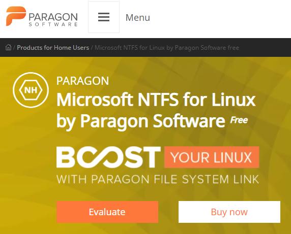 新的Paragon NTFS驱动程序有望在Linux 5.15中正式出现