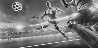"AI""征战""东京奥运会 人工智能+体育赛事未来可期"