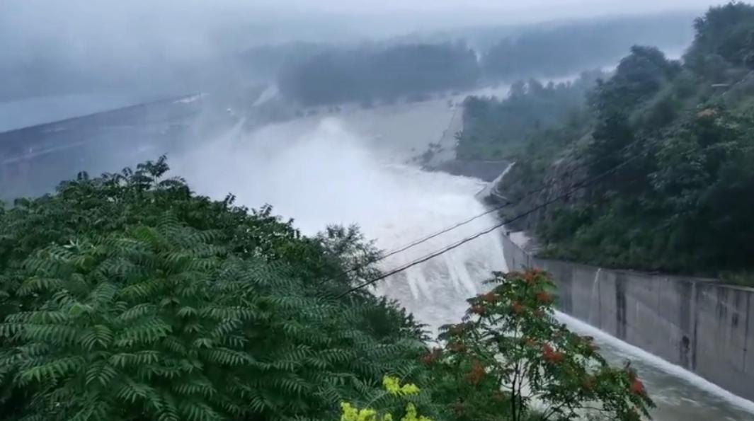辽宁多地发布暴雨红色预警 已有11座水库超汛限