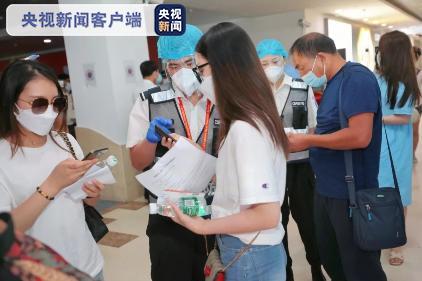 8月7日起14天内有涉疫区旅居史活动轨迹旅客乘机前往三亚须持48小时核酸阴性证明