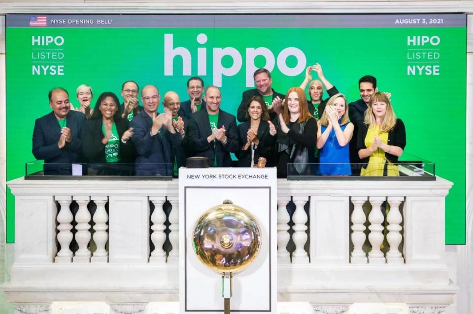 家庭保险初创公司Hippo<em>纽交所</em>上市:市值42亿美元