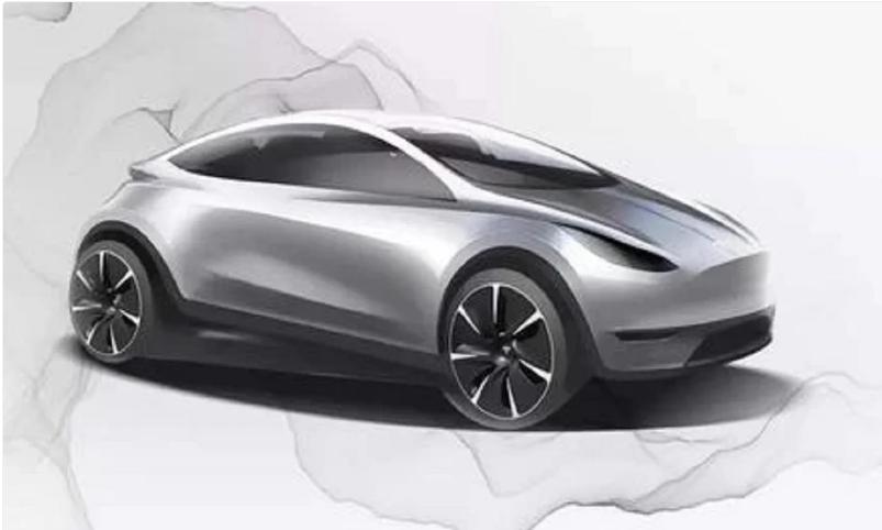 """特斯拉""""Model 2""""继续爆料:售价 16 万元,中国设计制造,今年底试生产"""