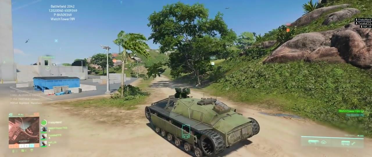 《战地2042》技术封测:XS版比PC版运行更加流畅