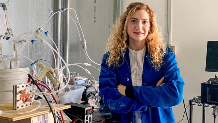 麻省理工学院研究人员用废铝和水生产氢气