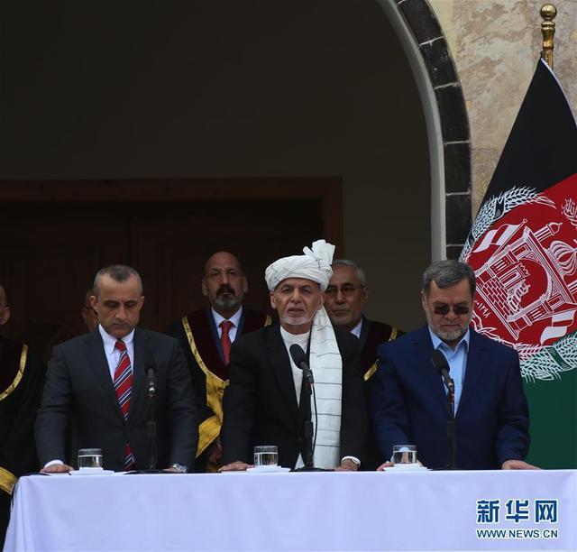 辭職的阿富汗總統是美國人? 美媒:曾在美攻讀人類學