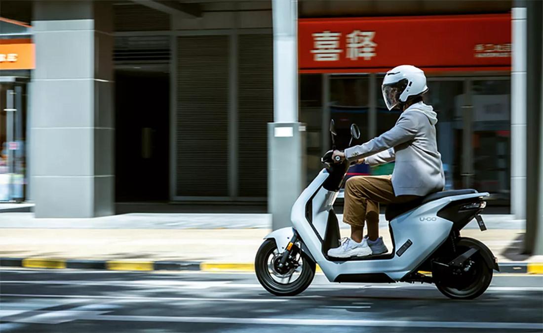 本田推新电动小型摩托U Be:售价475美元