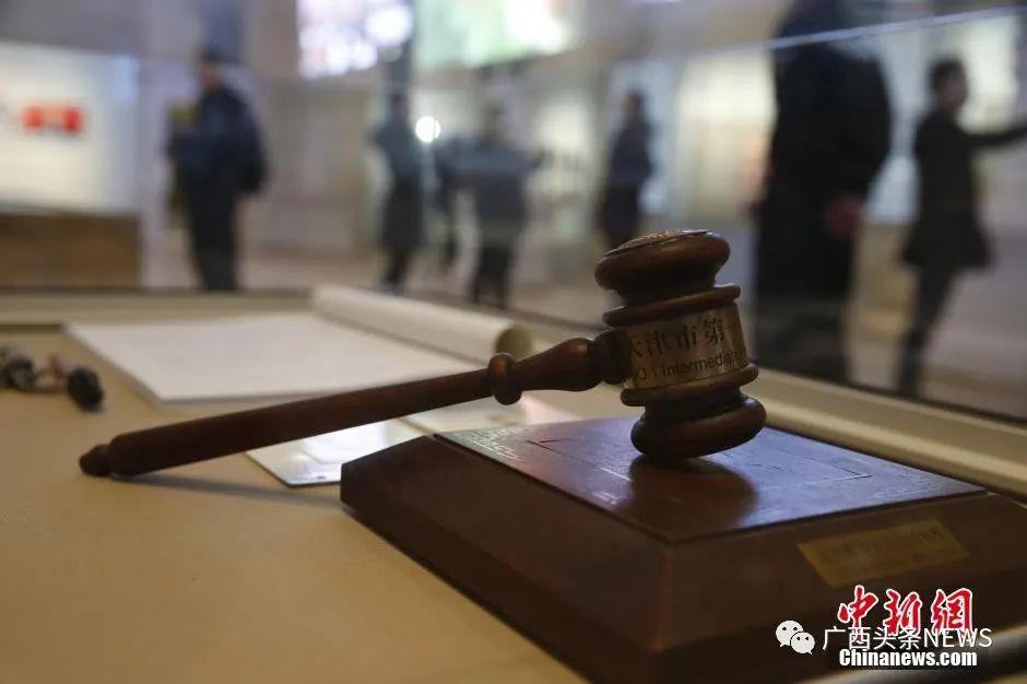 7天内,广西5名落马厅官4人获刑1人受审