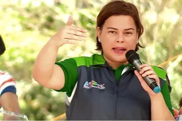 杜特尔特长女、达沃市市长莎拉·杜特尔特-卡皮奥。