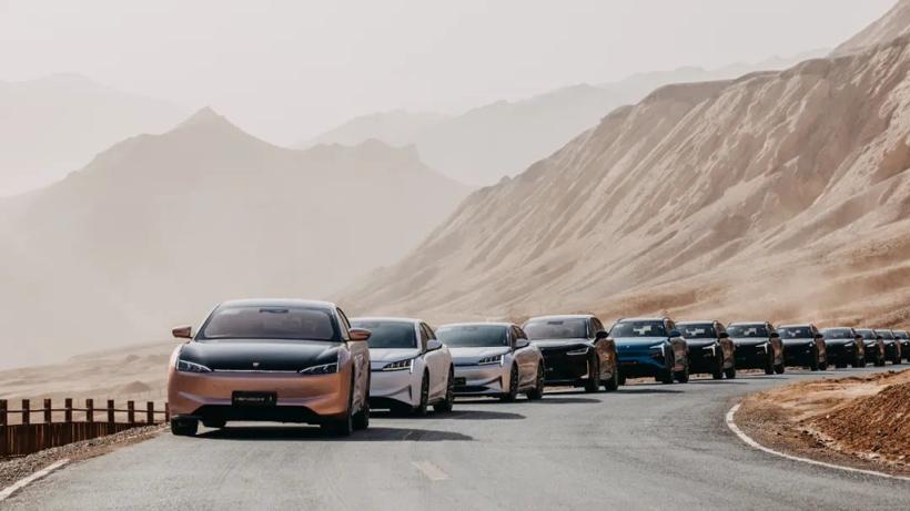 恒驰1、3、5、6、7完成夏季测试 恒大造车进入新阶段太平洋在线下载
