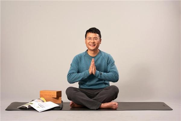 每日瑜伽创始人兼CEO李祖鹏