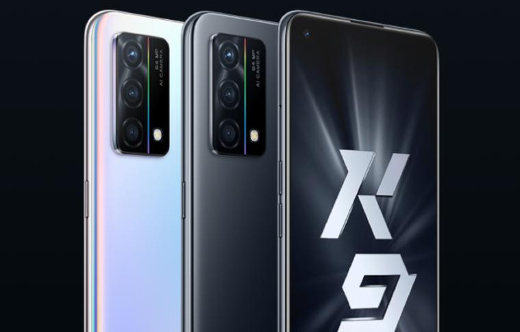 ▲ OPPO K9 手机