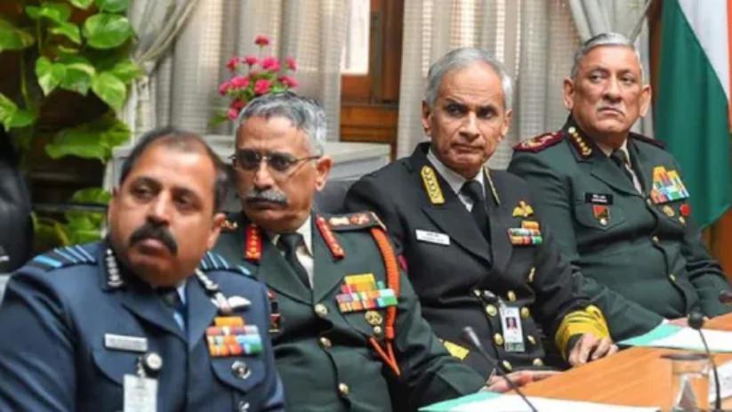印媒:印度军队启动战区化改革 将建令部部统一指挥