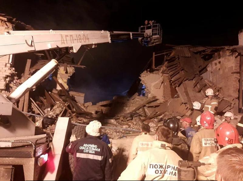 俄罗斯住民楼煤气爆炸变乱已造成2人灭亡太平洋在线下载