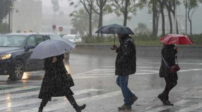 西班牙多地发布强降雨天气和降温预警