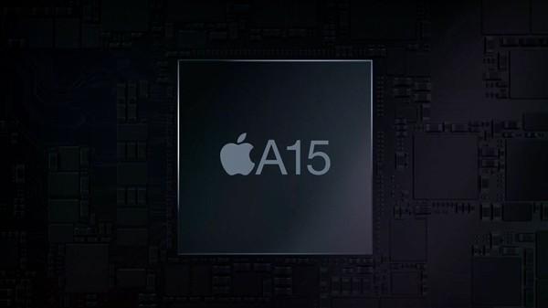 苹果A15仿生芯片