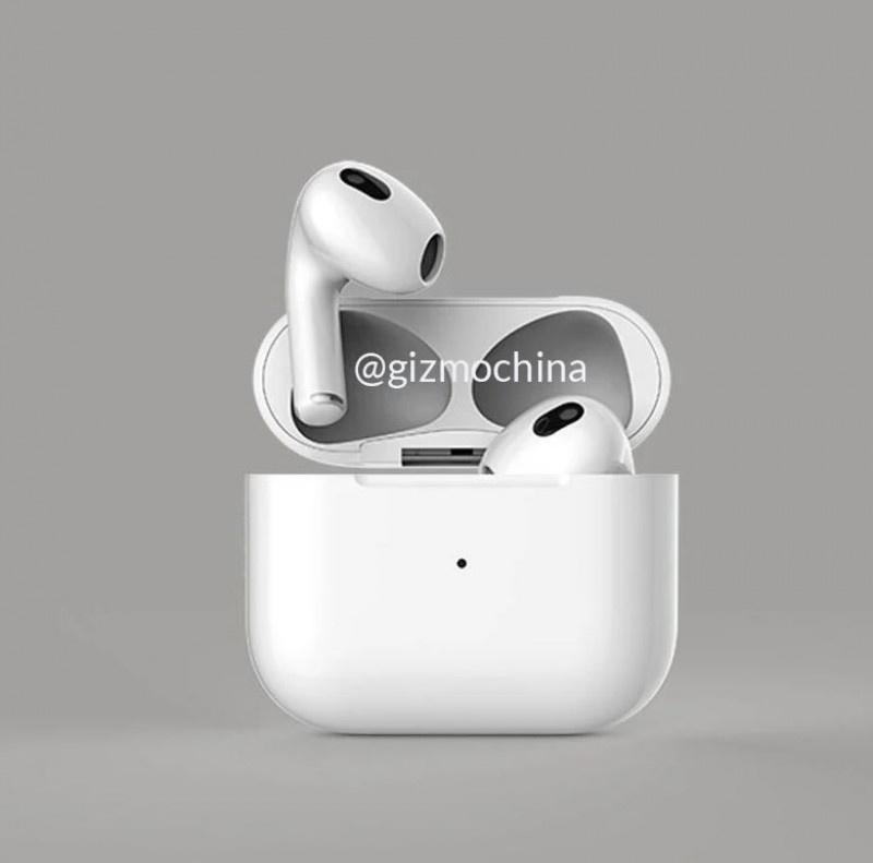 消息称苹果AirPods 3耳机已经量产并出货,预计很快发布
