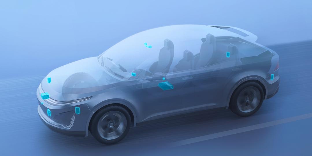 搭载大疆车载解决方案的量产车不久后亮相