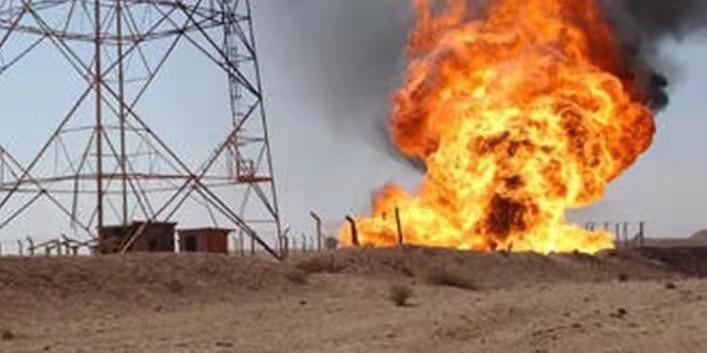 伊朗胡齐斯坦省一处天然气管道发生爆炸 致一死两伤