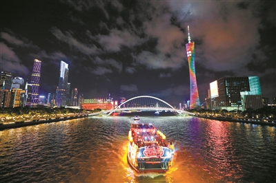 游珠江 赏美景 叹大戏 乐游园