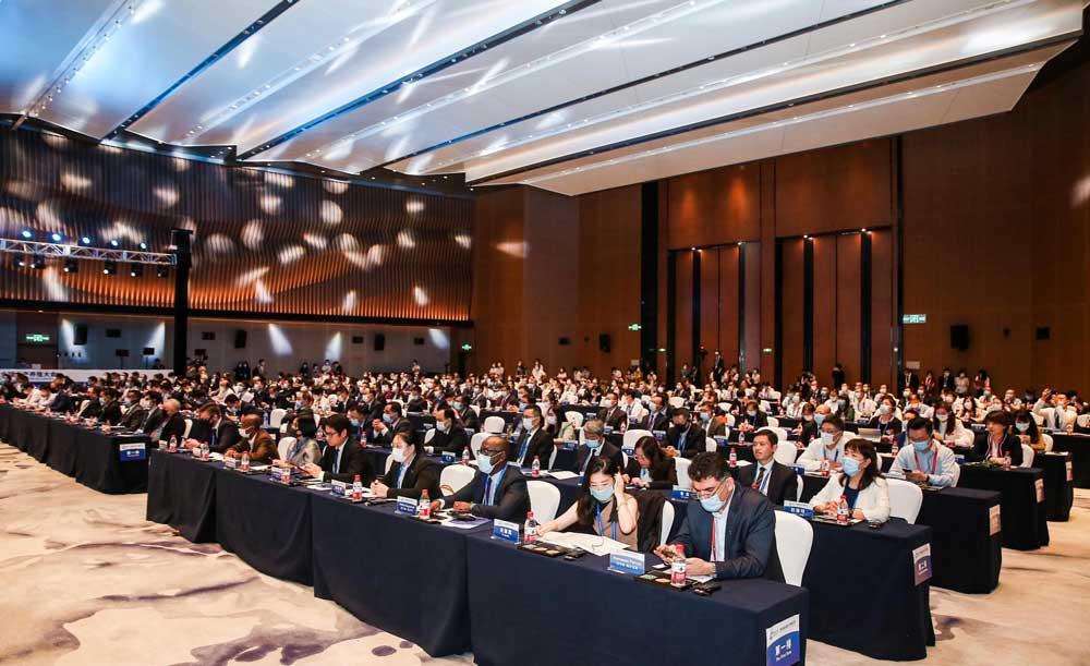 第四届全球水产养殖大会在上海举行