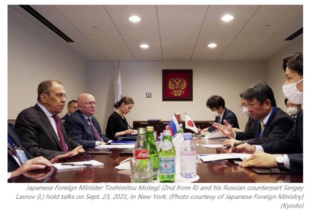 日本反对俄罗斯在日俄争议岛屿上设立免税区计划