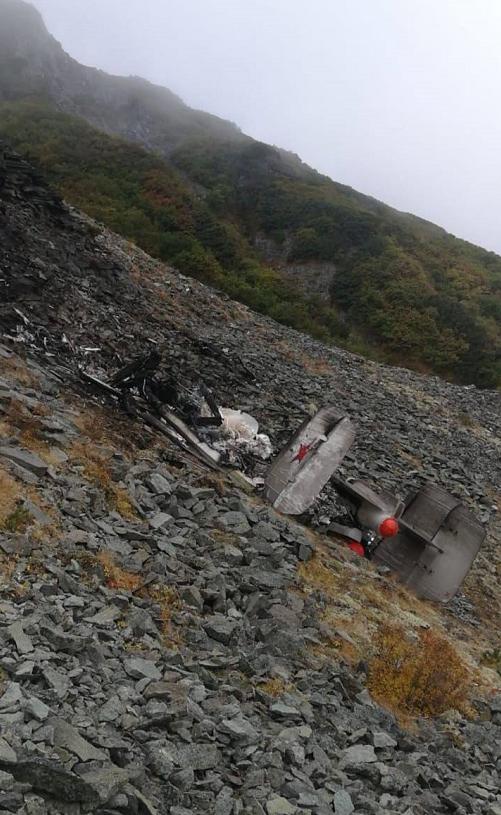 一架卡-27直升机在俄罗斯堪察加半岛坠毁 5名机组人员恐遇难