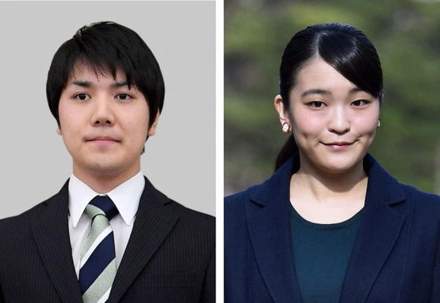 """日媒:为嫁小室圭,真子公主放弃1.5亿日元皇家""""嫁妆"""""""