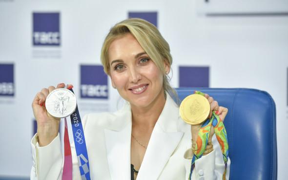 俄罗斯一小偷归还俄网球奥运冠军奖牌,还留下巧克力和道歉信