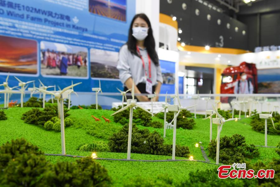 A glimpse of 2nd China-Africa Economic and Trade Expo